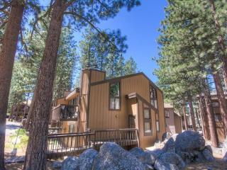Spacious TownHome Backs Up to the Forest ~ RA852 - Zephyr Cove vacation rentals