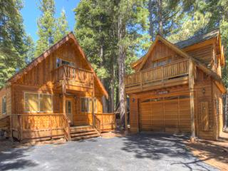 Lake Tahoe Cabin Near Sunnyside Marina ~ RA920 - Tahoe City vacation rentals