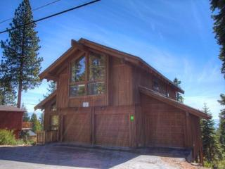Panoramic Views from Massive Deck of North Tahoe Home ~ RA854 - Alpine Meadows vacation rentals