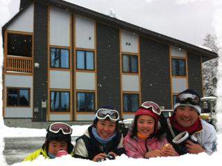 Hakuba Gondola Apartments (ski-in) 3 bedroom - Kitaazumi-gun vacation rentals