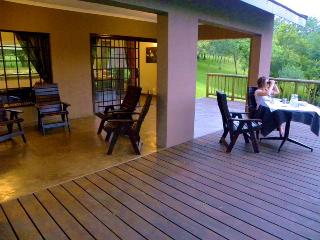 Kata Charis Lakside Lodge: Chalet 2 - Mpumalanga vacation rentals