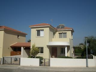 Near the beach villa at Faros beach, communal pool - Maroni vacation rentals