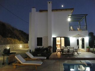 Anemos Villa-enjoy a relaxing and rural experience - Crete vacation rentals
