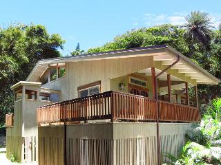Lush and Tropical Bamboo Suite with oceanviews - Kapaau vacation rentals
