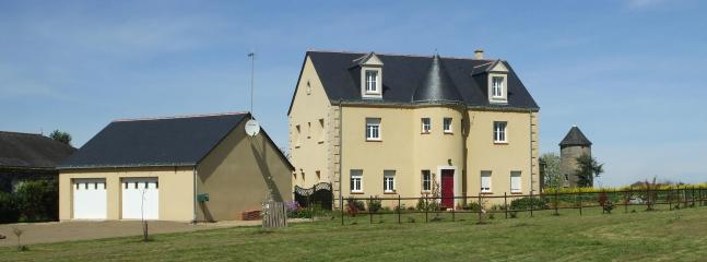 La Roche B&B - Luxury B&B in Loire Valley, Western France - Le Thoureil - rentals
