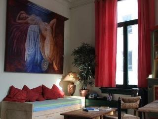 Bohemian Apartment in Antwerp Center - Antwerp vacation rentals