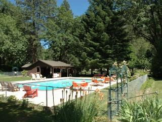Cabin rental in the Klamath National Forest - Seiad Valley vacation rentals