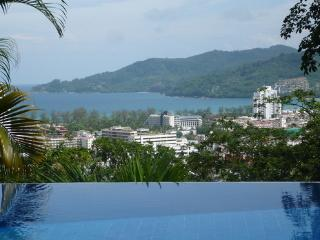 villa in patong with sea view and edge pool - Patong vacation rentals