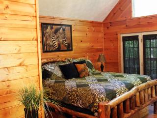 Pigeon Forge Cabin - JUNGLE FEVER - Sevier County vacation rentals