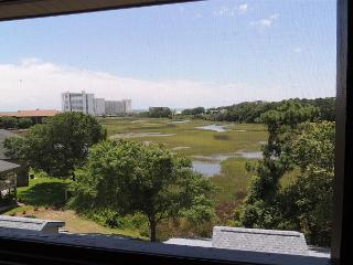 Great Marsh View from 2 Bedroom Heron Pointe Condo, Myrtle Beach SC - Myrtle Beach vacation rentals
