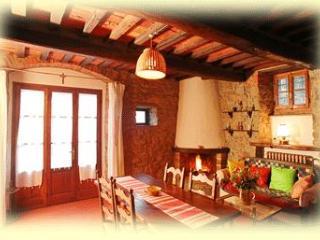 Cortona, Fattoria Tecognano Farm House Apartment-Sleeps 4 Tecognano - Cortona vacation rentals