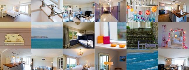 Cliff Cottage Collage - Irish Seaside Luxury - Ardmore - rentals