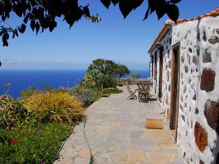 Casa Platero, Garafía, La Palma, Canary Islands with Donkeys - Brena Alta vacation rentals