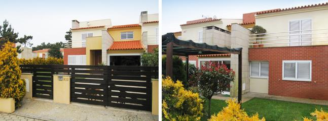 Luxurious house located in a quiet zone, 700 meters from the beach - Image 1 - Ovar - rentals