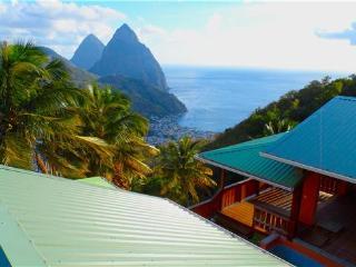 Piton Deck Villa - St Lucia - Soufriere vacation rentals