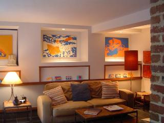 Contemporary 1BR apt in pvt home. Great neighborhood, bus to Dntwn & the Mall - Washington DC vacation rentals