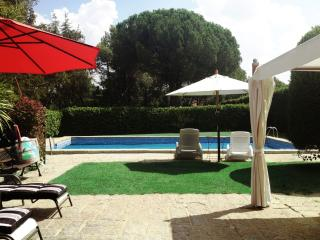 House with private pool and garden near Madrid! - Navacerrada vacation rentals