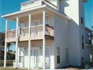 Bright and Cheery 4 Bedroom Beach House with Balconies - Carillon Beach vacation rentals