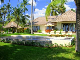 Ocean front villa Pantai - Tulamben vacation rentals
