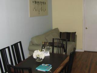 Gorgeous fully furnished entire 2 bedroom - New York City vacation rentals