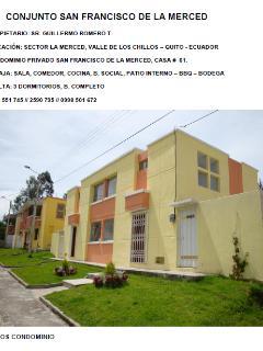 Casa para descansar en La Merced, Quito - Ecuador - Quito vacation rentals