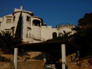 STUNNING VILLA MOUNTAINS, SEA & ORANGE GROVES - Castell de Castells vacation rentals
