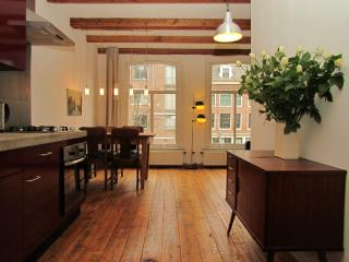 AMS One Bedroom with Canal View in Jordaan - Key 703 - Amsterdam vacation rentals