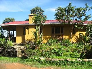 Peacefull place in the Chirripo valley - Costa Rica vacation rentals