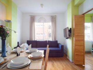 Sagrada Familia location (sleeps up to nine) - Barcelona vacation rentals