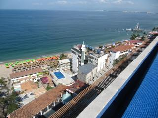 Dream Condo With Oceanview At 353 Amapas--Old Town - Puerto Vallarta vacation rentals