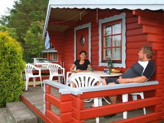 8 camping cabins with 4 beds each. - Jutland vacation rentals