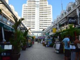 Patong Tower Apartment 2 bed room, sea view - Image 1 - Patong - rentals