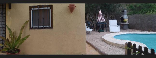 Detached house with private garden and swiming pool - Image 1 - Sorbas - rentals