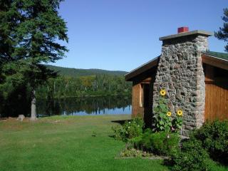 5 chalets en pleine nature! - Ferme-Neuve vacation rentals