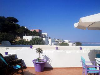 Spacious Apt. with panoramic view roof-terrace - Klima vacation rentals