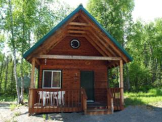 The Laughing Moose cabins - Talkeetna vacation rentals