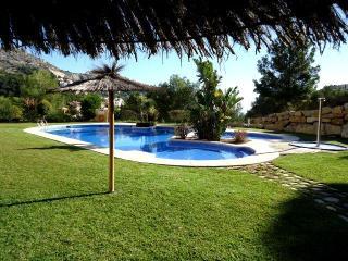 Apartment 4 pers.Altea (La Vella) pool, sea view - Altea vacation rentals