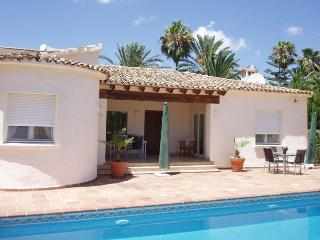 Villa 6 pers. Moraira, luxury on his, private pool - La Llobella vacation rentals