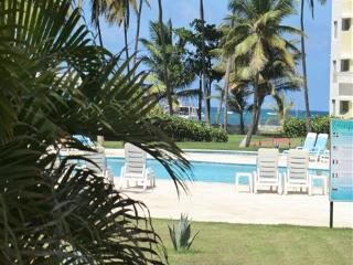 Steps to the ocean in Playa Turquesa 2BR condo - Punta Cana vacation rentals