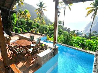 Hermitage Terrace - St.Lucia - Soufriere vacation rentals