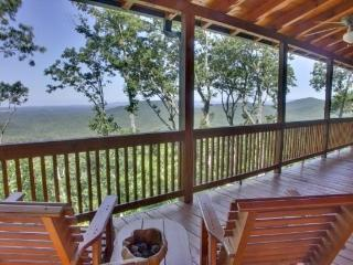 Haven Atop Rainbow Mountain - Ellijay GA - Marble Hill vacation rentals