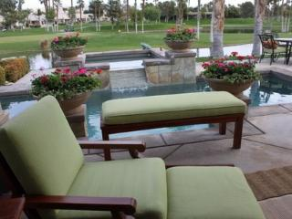 TWO BEDROOM & DEN VILLA WITH PRIVATE POOL & SPA ON W LAGUNA - VPS2GLA - Palm Springs vacation rentals