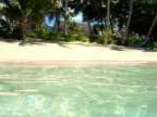Crystal clear lagoon just like Aitutaki. - Natura Beach Villa - Avarua - rentals
