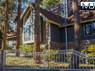RENTERS PARADISE!!! 5Br 5.5Ba, Large Jacuzzi/Sauna - Lake Arrowhead vacation rentals