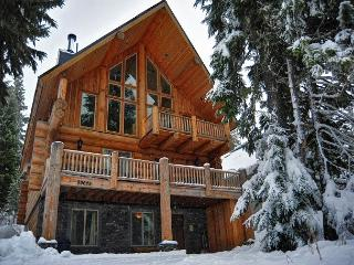 Luxury Log Chalet in Govy-Hot Tub-wifi - Government Camp vacation rentals