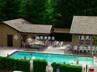 Golfers Getaway Condo on Golf Course-Pool-wifi - Government Camp vacation rentals