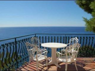 Villa Calypso Positano private pool access to beach - Positano vacation rentals