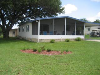2 BDRM  2 BA Vacation home in the Golf Course Resort Community of