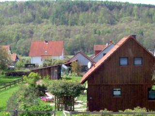 Vacation Home in Wahlsburg - 797 sqft, modern, comfortable, practically furnished (# 4038) - Hesse vacation rentals