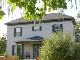 The Fischer House, Walla Walla Guest House - Walla Walla vacation rentals
